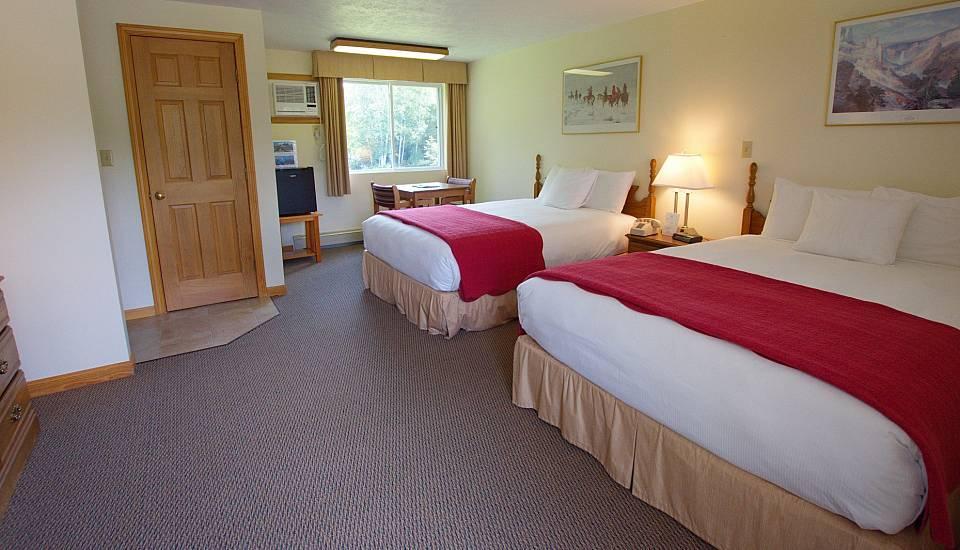 Second Floor Guestrooms