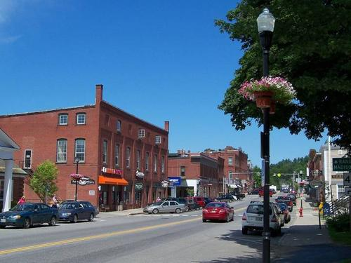 Downtown Farmington