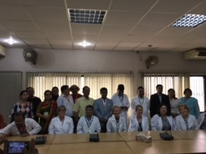 Breast Cancer Mission in Bangladesh