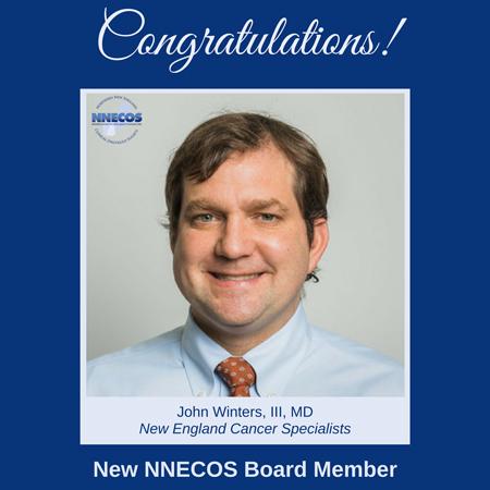 Winters is new NNECOS board member