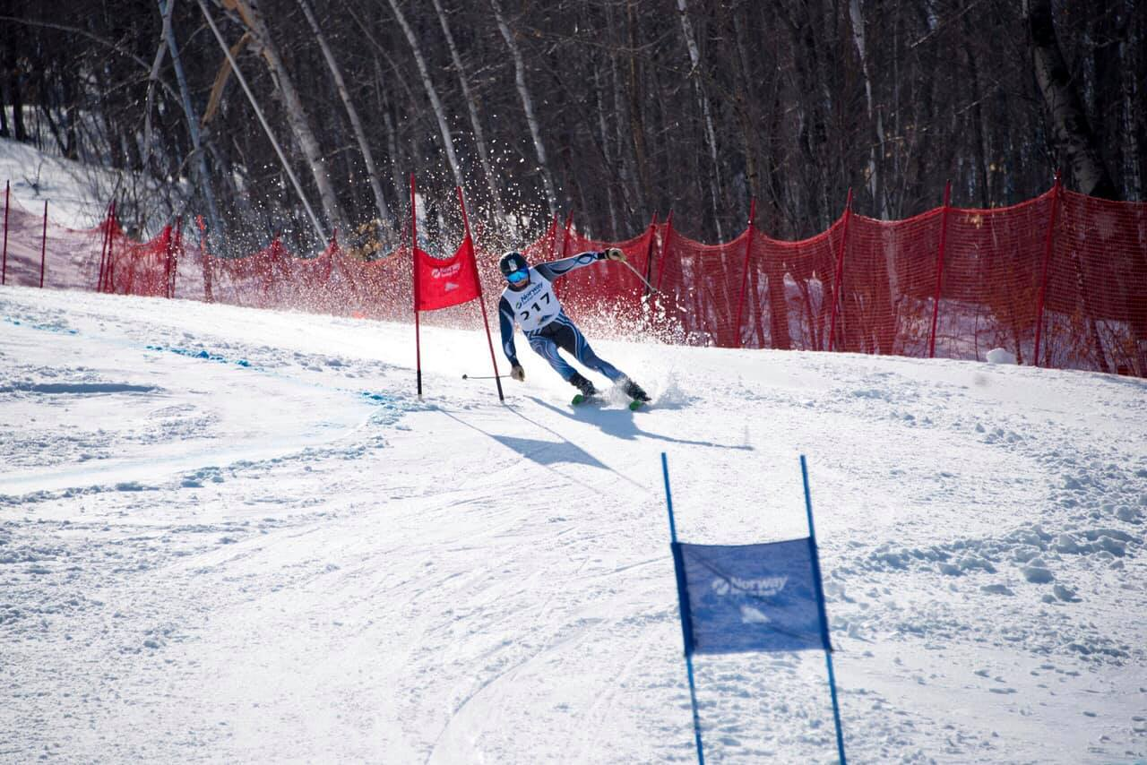 """Thank you to all our """"Legends Racers"""", Kittery Trading Post, Rossignol Skis and Mt. Abram for a wonderful event! Click on the image for race results!"""