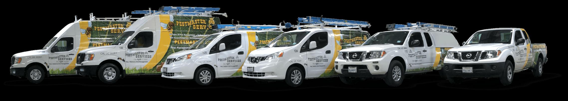 pestmaster services fleet