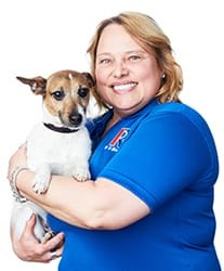 Wendi and Pip Rose Michigan Canine Bed Bug Team