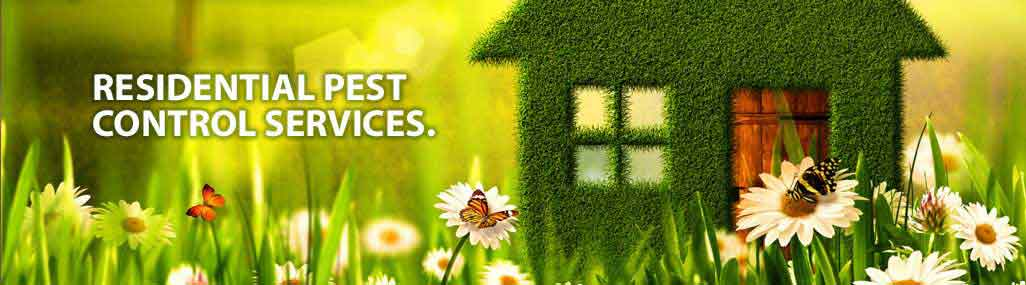 rotating banner residential pest control