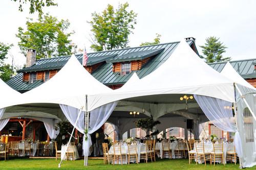 Tent w Lodge