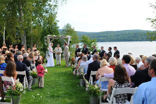 Weddings at Waters Edge