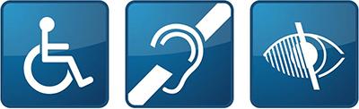 Impaired symbols
