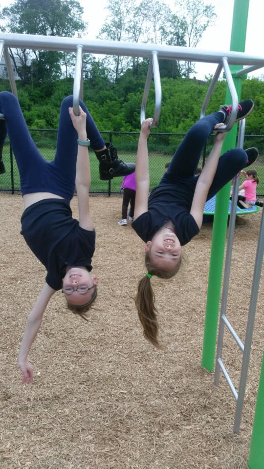 Lincoln School Playground Ribbon Cutting