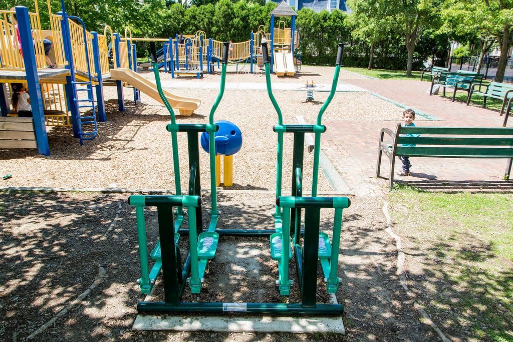 Sonny Myers elliptical equipment