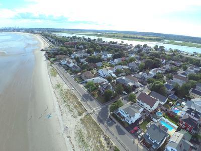 Revere beach shorline