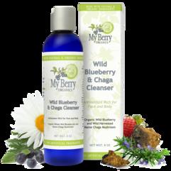 Wild Blueberry & Chaga Cleanser