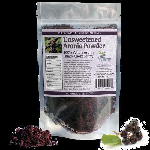 Unsweetened Aronia Powder