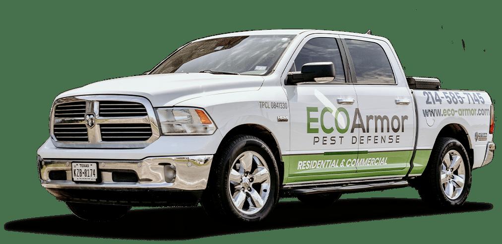 ecoarmor company truck