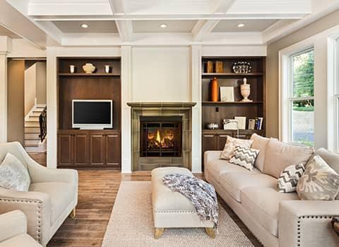 living room in gloversville ny