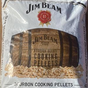 Jim Beam Bourbon BBQ Pellets