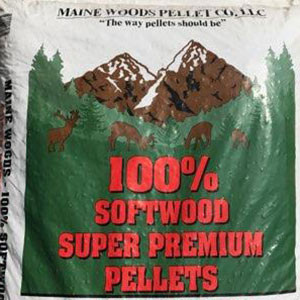 Maine Woods Softwood N/A