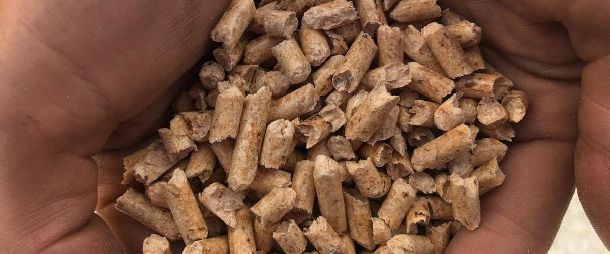 La Crete Softwood Pellets
