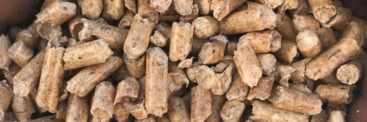 Okanagan Softwood Pellets