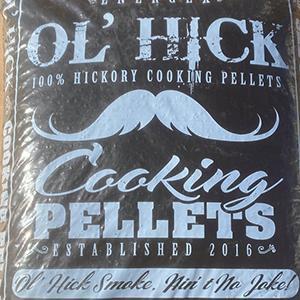 Ol' Hick Hickory Pellets