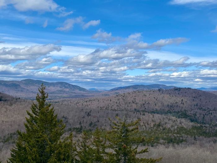 View from the summit of coney mtn. (Credit: Ivan stevenson / Angela anchor)