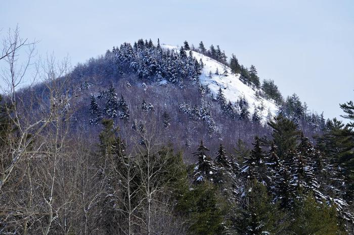 Coney Mt (Credit: WM Hill - Hiking the trail to yesterday)