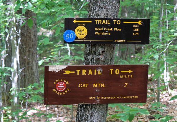 almost there... (Credit: Wm.Hill/Hiking the trail to Yesterday)