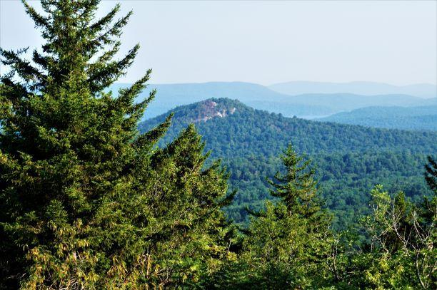 Goodman Mt in the distance (Credit: Wm Hill/Hiking the trail to yesterday)