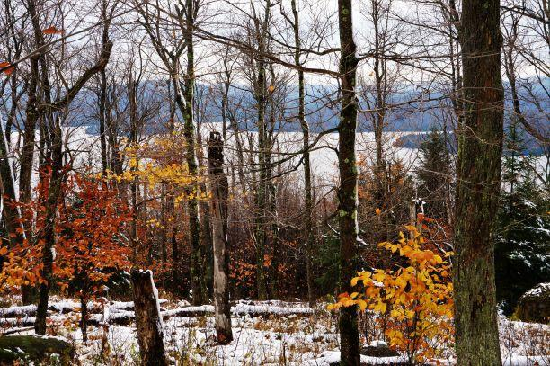 Views of Cranberry lake (Credit: Wm.Hill/Hiking the trail to Yesterday)