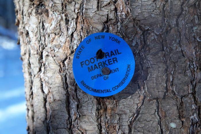The Lariat Trail is marked in blue. (Credit: https://hikingthetrailtoyesterday.wordpress.com/)