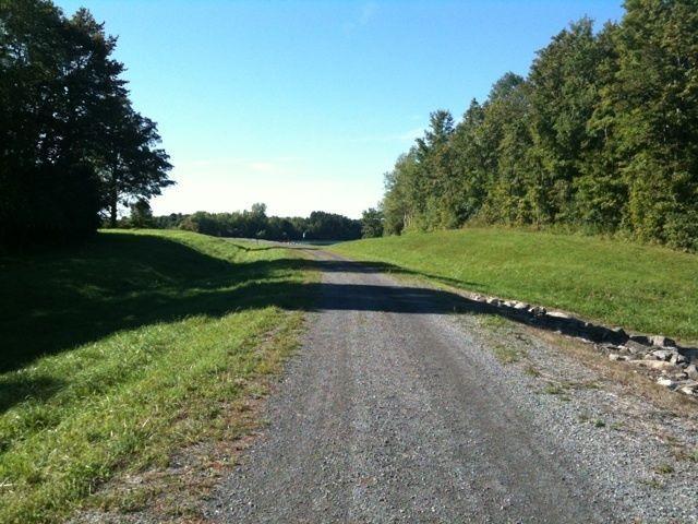 Starting Richards Landing Dike Trail