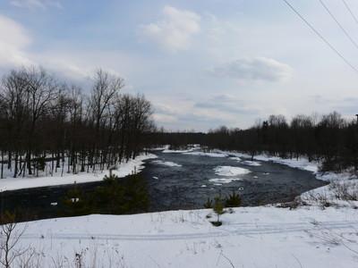 Raquette River (Credit: Nature Up North)