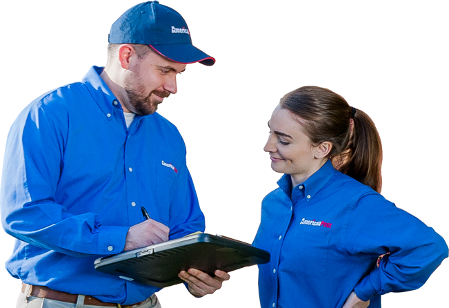 american pest techs in md area