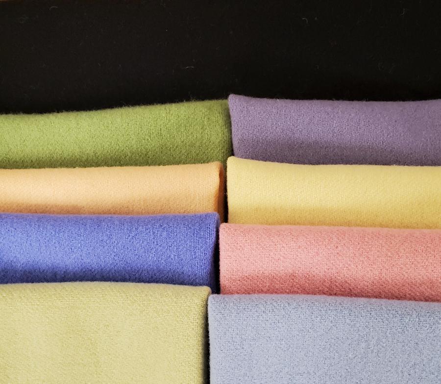 Large Spring Wool Bundle