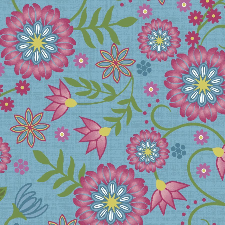 Flower & Vine 9880-B