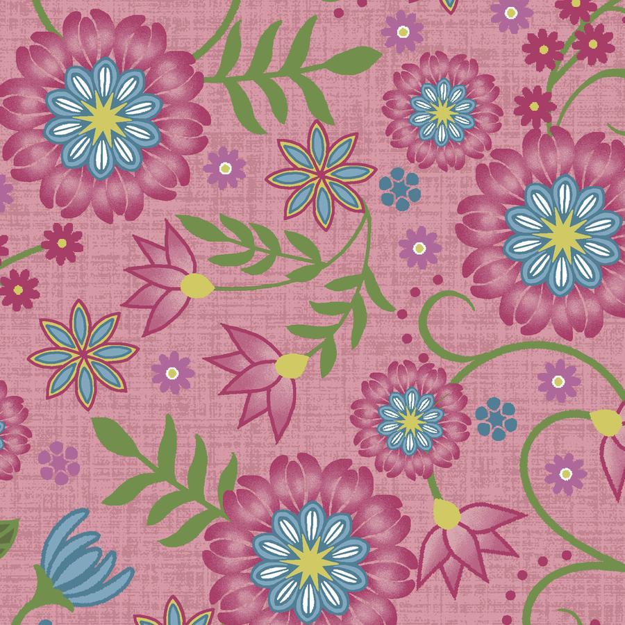 Flower & Vine 9880-P