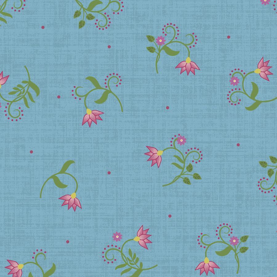 Flower & Vine 9884-B