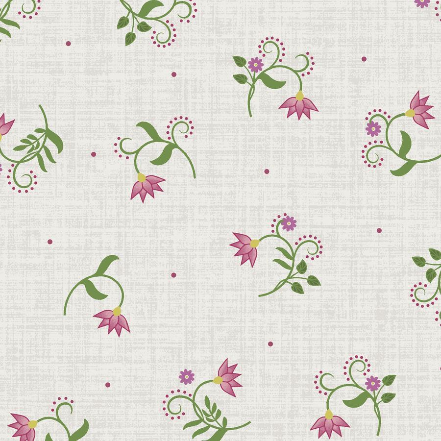 Flower & Vine 9884-E
