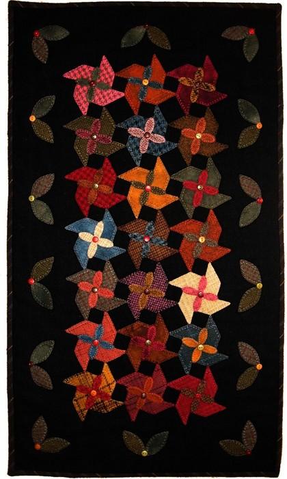 Pinwheel Blossom