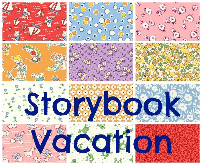 Storybook Vacation FQ Bundle