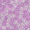 Storybook Mini Daisies Purple