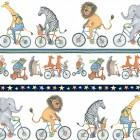 Bike Ride Stripe