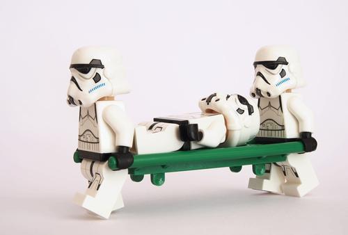 Storm Troopers Medic