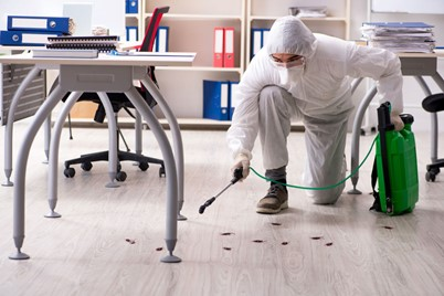 synthetic pesticide pest control