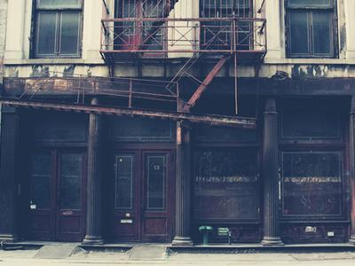 old buildings in New York can attract more pests