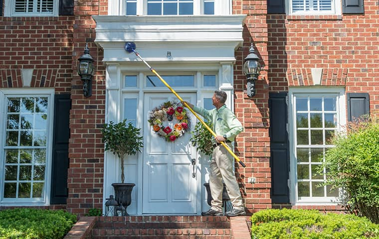 all american tech providing exterior home pest control services in smyrna tennessee