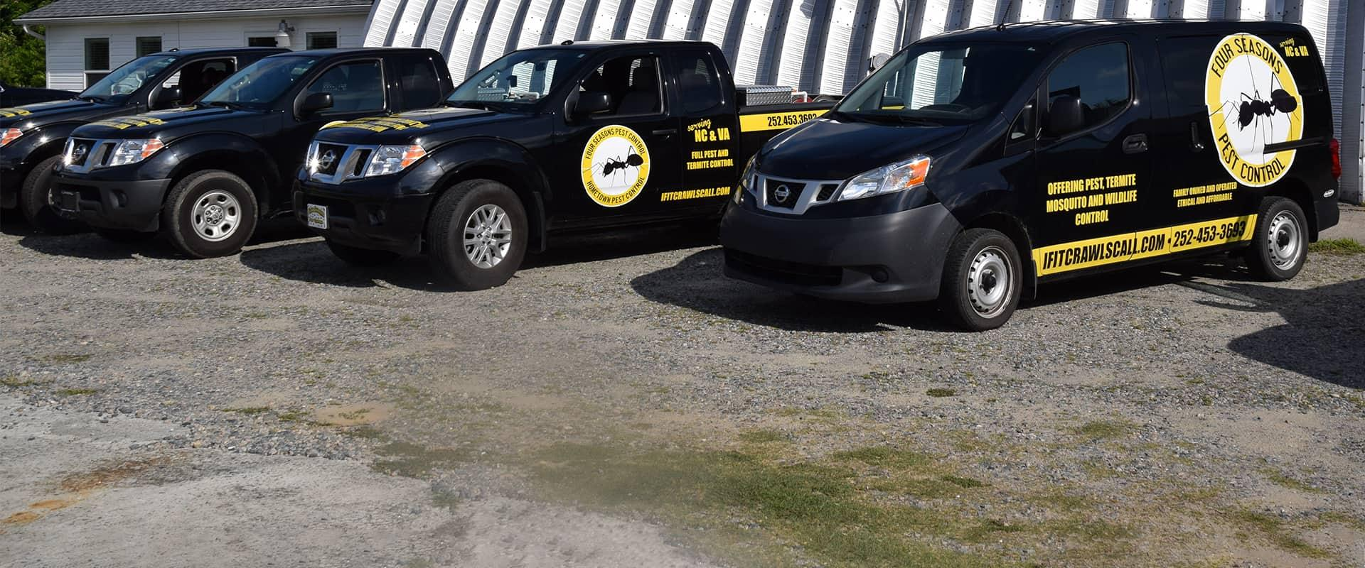commercial pest control in nc