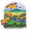 Green Mountain National Forest: Supervisor's Office - Rutland