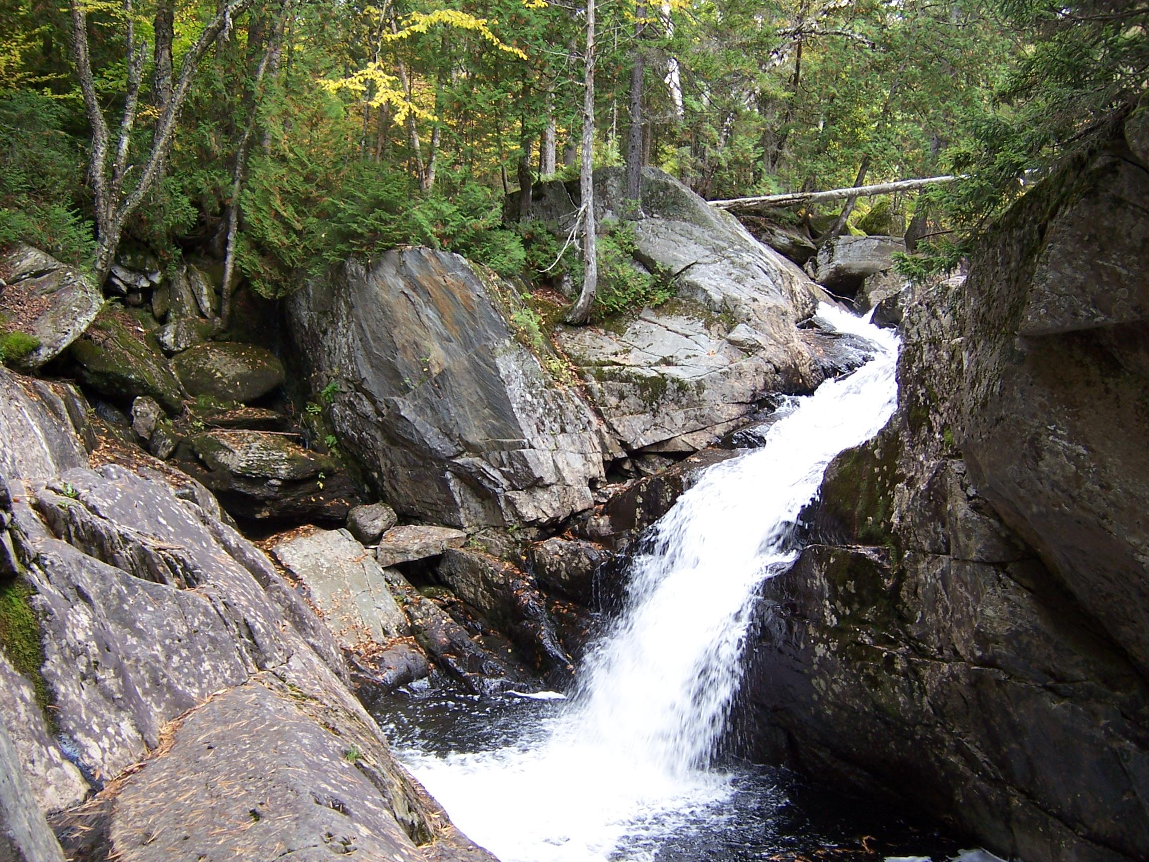 Cascade Stream Gorge*