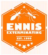 ennis exterminating logo